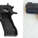 カウボーイ・ビバップの銃を手に – ジェリコ941とグロッグ30